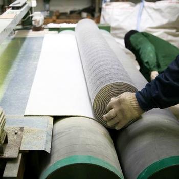 Бентонитовые маты производятся по особой технологии