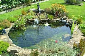 Создав ручей самостоятельно, вы сможете существенно сэкономить!