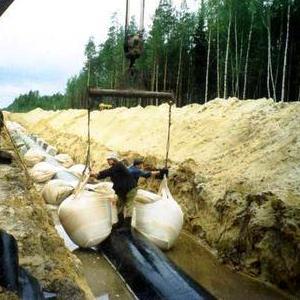 Геотекстильные контейнеры безопасны для окружающей среды