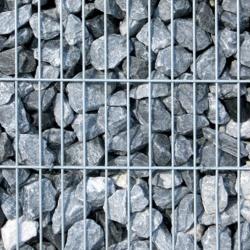 Габион, заполненный камнем