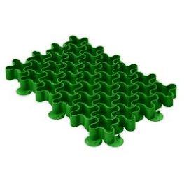 Пластиковая газонная решетка для экопарковки