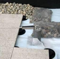 Применение геотекстиля в плиточно-монтажных технологиях