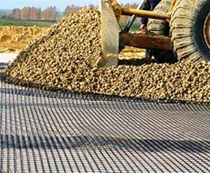 Монтаж базальтовой сетки